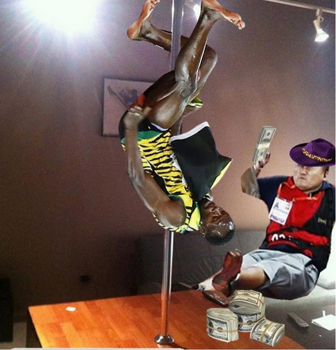 Bolt segway